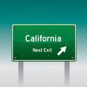 Next exit California