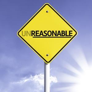 unreasonable