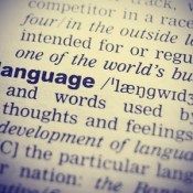 Language defined