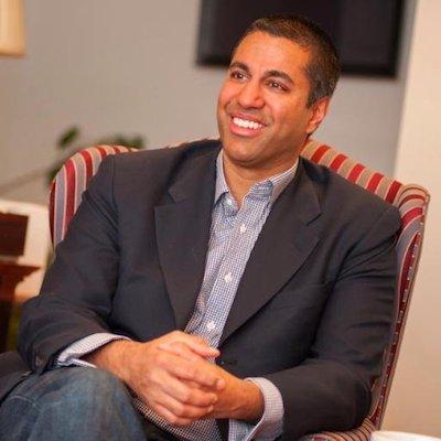 Ajit Pai, Chairman of the FCC