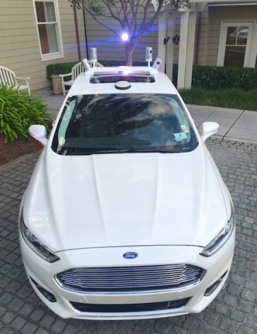Ford Developing Autonomous Systems for Police Cars, Other Emergency Vehicles