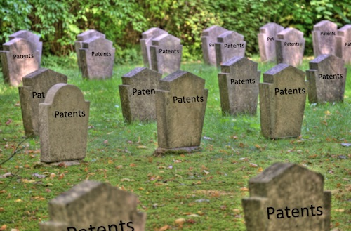 PTAB patent cemetery - https://depositphotos.com/10145161/stock-photo-grave.html