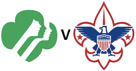 Girl Scouts File Trademark Complaint Against Rival Boy Scouts