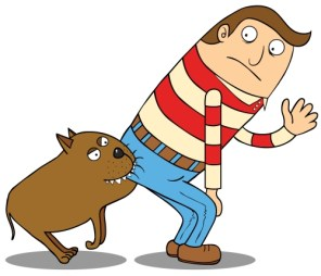 Bite - https://depositphotos.com/13561580/stock-illustration-beware-of-dog.html