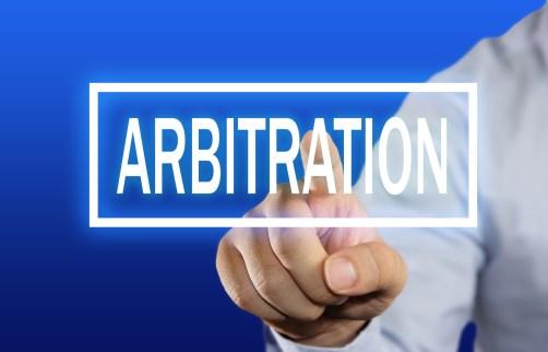 Arbitration - https://depositphotos.com/71915191/stock-photo-arbitration-concept.html