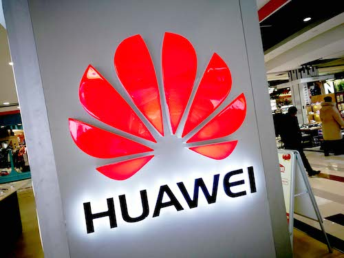 Huawei. View of a store of Huawei in Huaibei city, east China's Anhui province, 8 March 2018.  China's technology giant Huawei ranks the first in patent applications in 2017 on the European Patent Office (EPO)'s patent-filing list, the office said in its latest reporting. With 2,398 patent applications in 2017, Huawei became the first Chinese firm that tops the EPO ranking in the office's history, followed by Siemens with 2,220 and LG with 2,056.