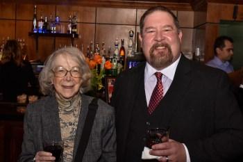 Judge Pauline Newman & Gene Quinn