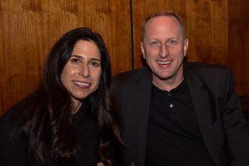 Jennifer Baligan & Mark Kokes