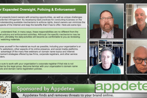 Appdetex – Follow the Money: Protecting Brands from Online Super Scams – Feb 11, 2021