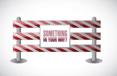 Hyatt - https://depositphotos.com/37866505/stock-photo-something-in-your-way-barrier.html