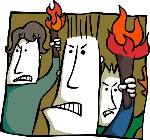 https://depositphotos.com/66645923/stock-illustration-angry-torch-bearers.html
