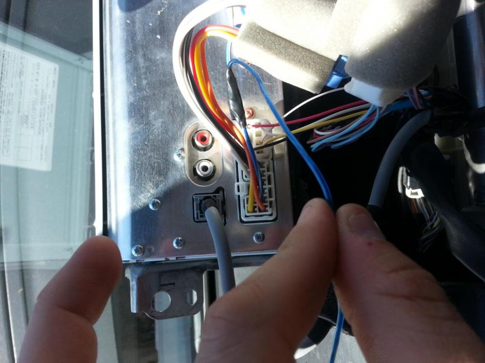 medium resolution of 2013 scion tc radio wiring diagram amp 6 sub installation in head unit pretend