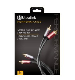 2m audio cable rca to rca ultralink performance [ 1734 x 1734 Pixel ]