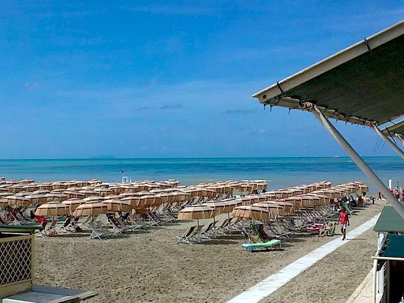 North Coast Beaches  Livorno Cruise Port Guide  IQCruising