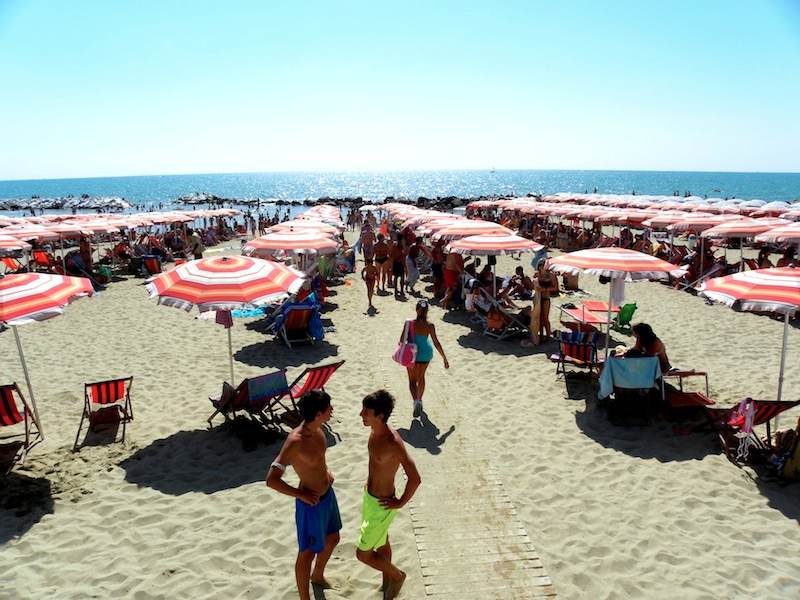 North Coast Beaches  Livorno Cruise Port Guide  IQCruising