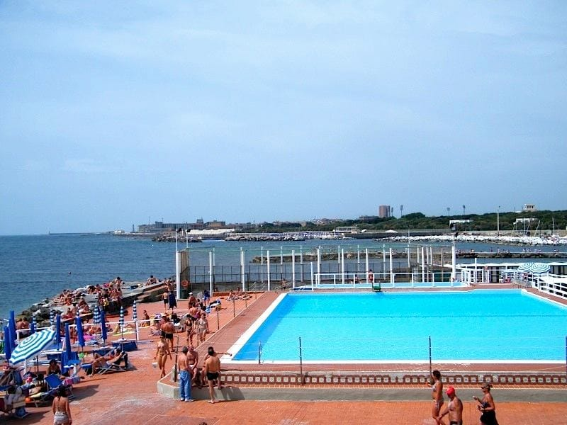 South Coast Beaches  Livorno Italy Cruise Port  IQCruising