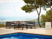 Flex Outdoor Dining Table Furniture Iq