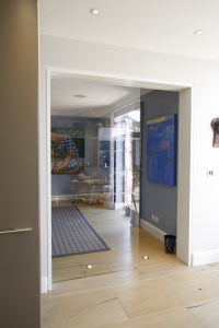 Mondrian Internal Steel Framed Doors