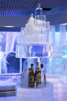 Ice Hotel Made Of