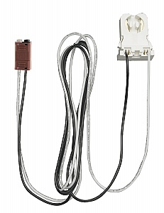 Satco 80-2626 80/2626 1 Light Ballast Bypass Wiring