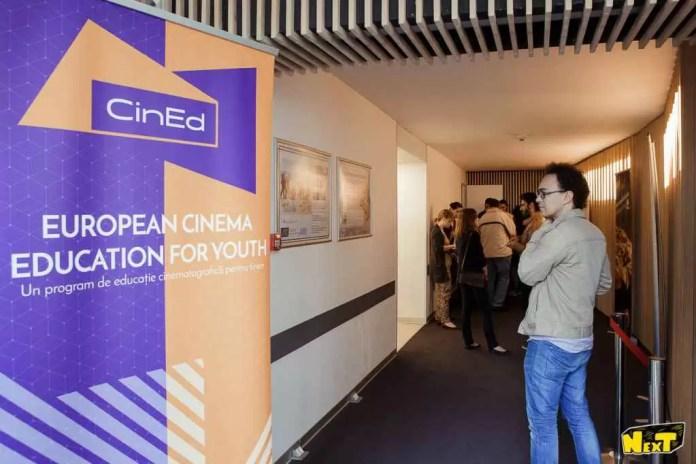 Lansarea CinEd (Elvira Popescu)