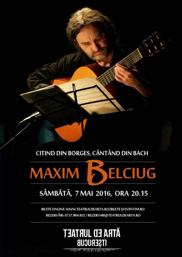 Maxim Belciug_afis_7mai
