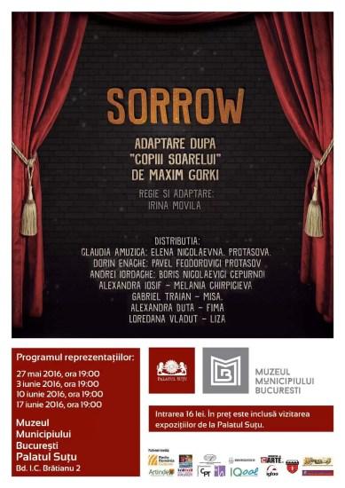 Afis Sorrow