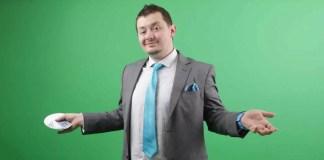 Interviu cu finalistul iUmor, magicianul Paul Lungu