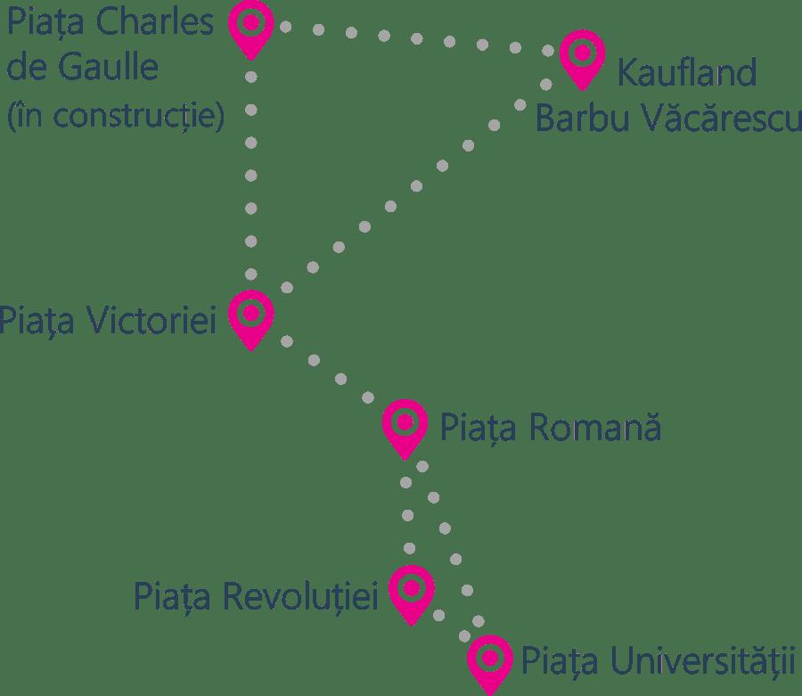 I'Velo Urban, primele stații automatizate de bike-sharing din București
