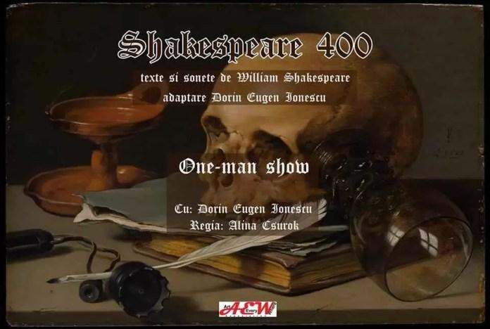 Shakespeare 400 mic