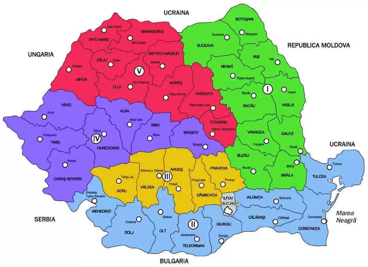 Este regionalizarea României un proiect abandonat ?