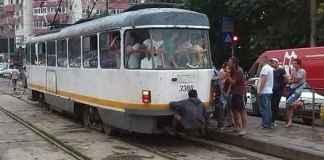 stație de tramvai