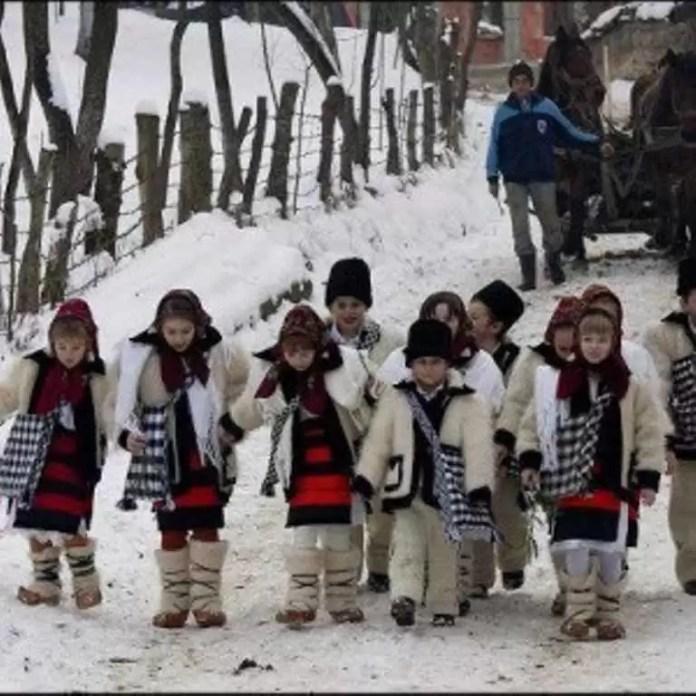 Tradiții și obiceiuri de Crăciun mai puțin cunoscute românilor