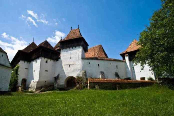 Satul transilvănean Viscri – în topul celor mai frumoase destinații
