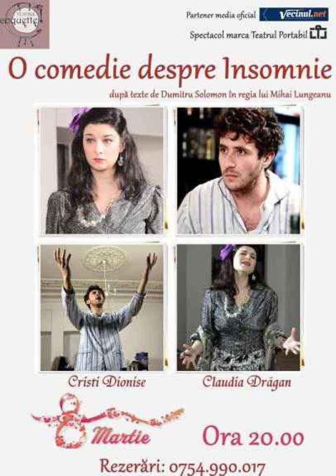 Afis Comedie Insomnie (1)