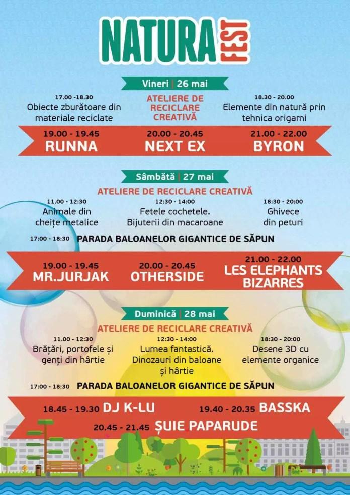 Program final - Natura Fest 2017