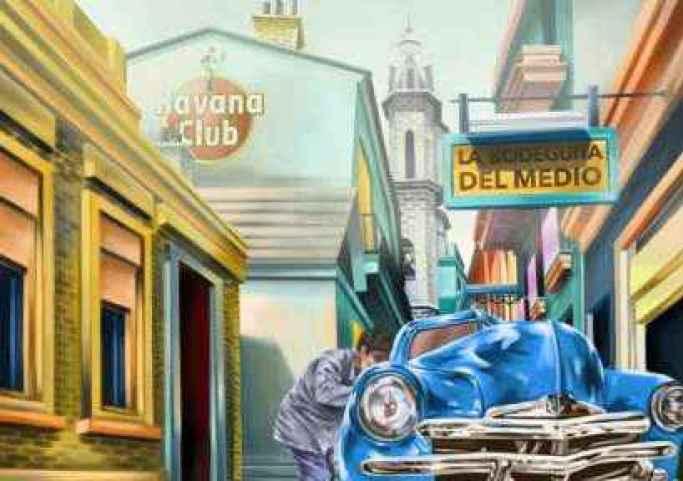 Havana In The Street episod 3 - site