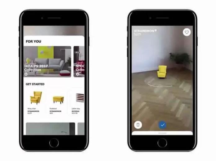 IKEA lansează o nouă aplicație