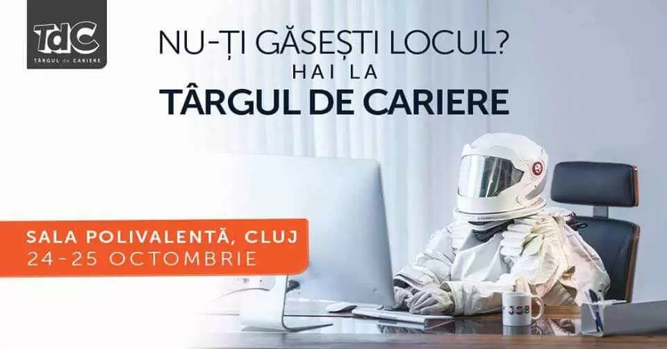 Târgul de Cariere Cluj-Global 2017