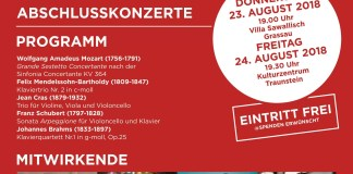 Bursierii SoNoRo-Interferențe vor concerta în Germania