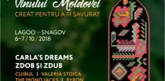Festivalul Vinului Moldovei - 6 și 7 octombrie, Snagov