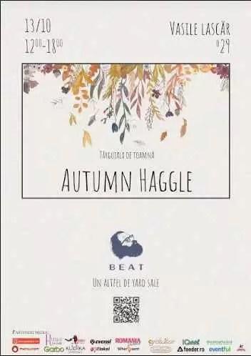 Autumn Haggle - Târguiala de toamnă at BEAT bar umanist