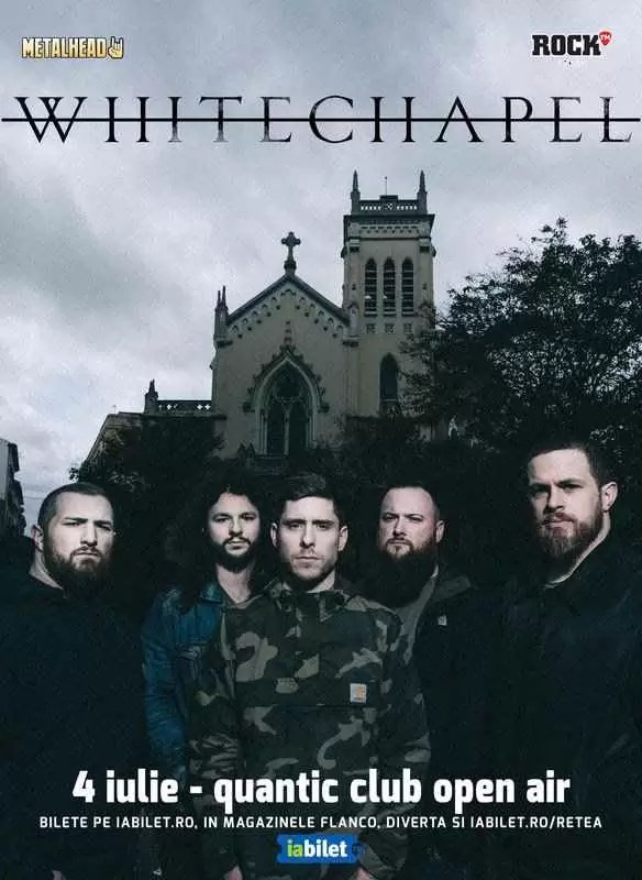 Whitechapel afis