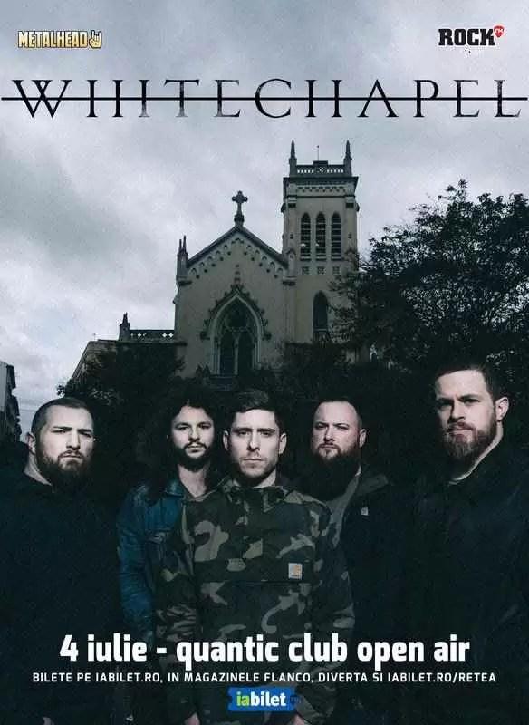 Whitechapel afis