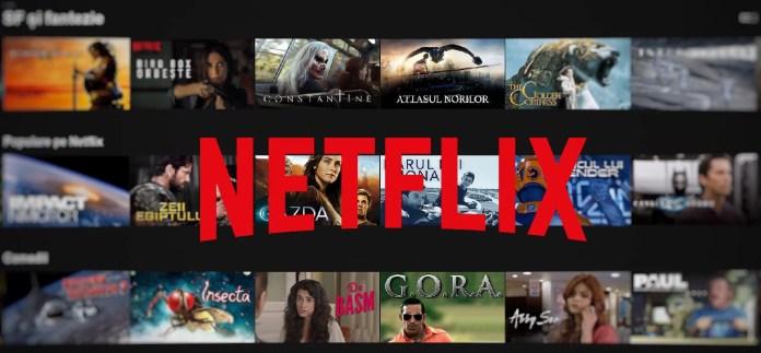 Netflix afiș
