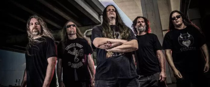 Cannibal Corpse afiș