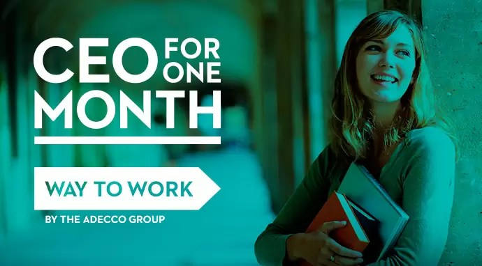 CEO for One Month