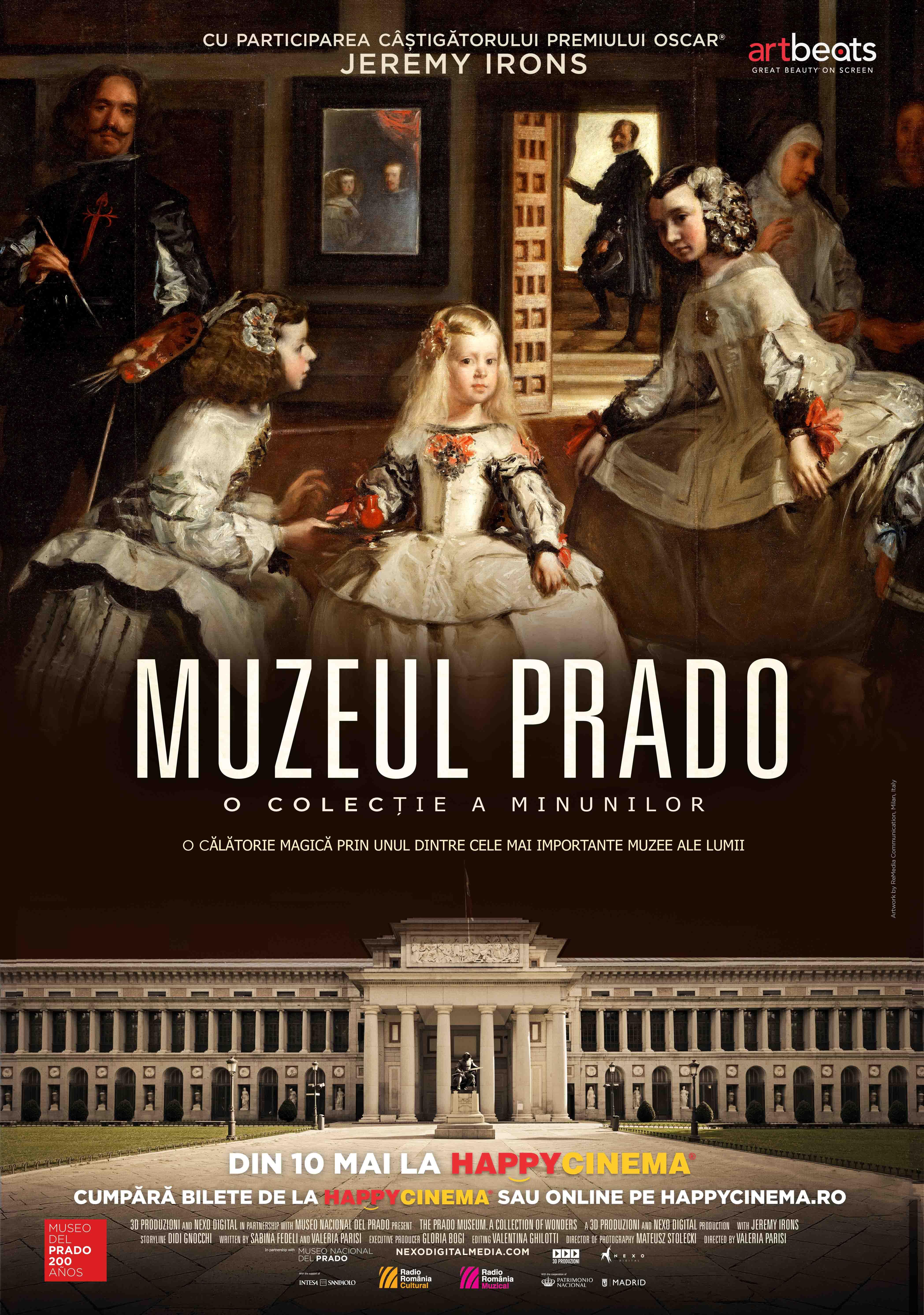 Muzeul Prado afis