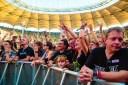 Metallica a făcut istorie: cei mai mulți spectatori pe Arena Națională!