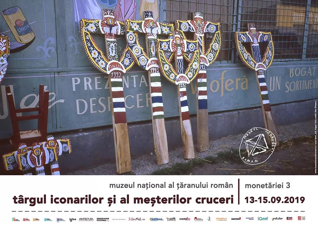 Târgul Iconarilor-afiș